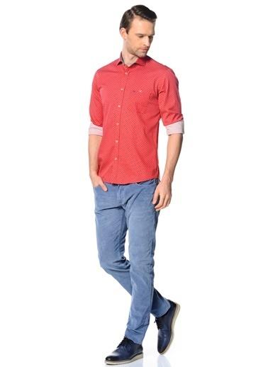 Kip Gömlek Kırmızı